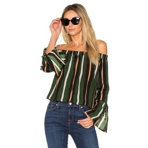 Faithfull The Brand Firenze Stripe Top